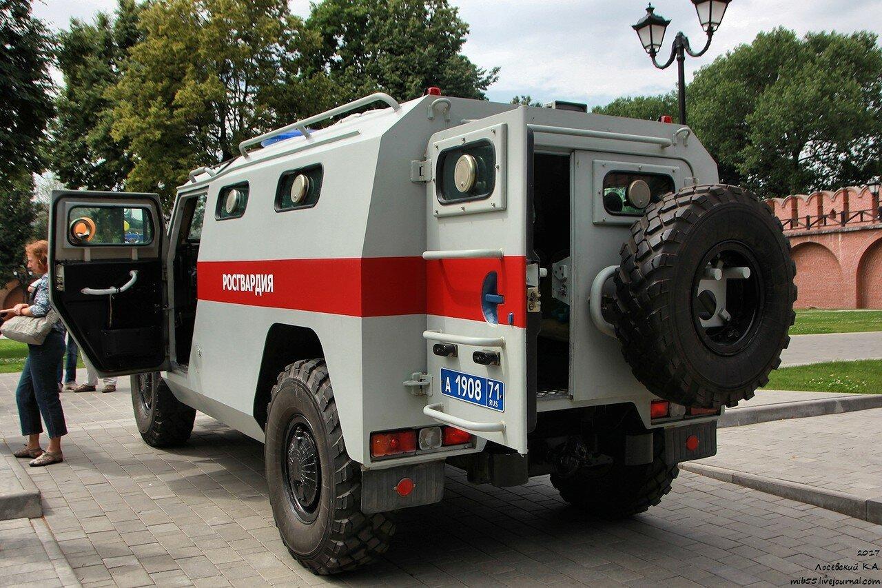 ГАЗ-233036 СПМ-2 5 вид сзади.jpg