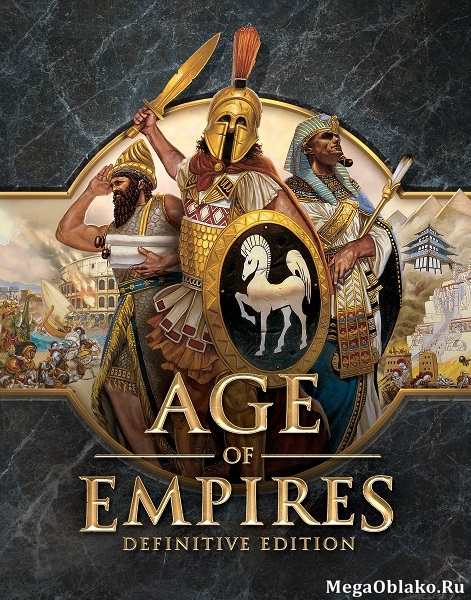 Age of Empires: Definitive Edition (2018/RUS/ENG/MULTi14/Full/RePack by R.G. Механики)