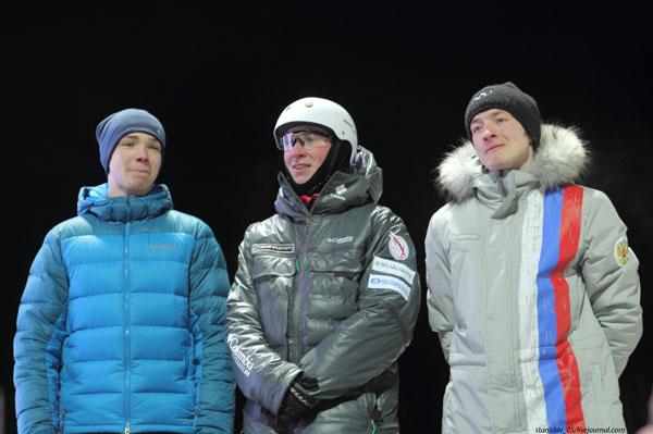 Кирилла Самородов (РФ), Павел Дик (РБ), Максим Буров (РФ)