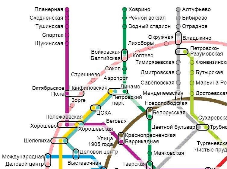 Большая Кольцевая Линия Метрополитена