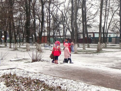 23 февраля 2018, 15:45:55, снежок идёт, идут и люди, Зима! ... DSC04221.JPG