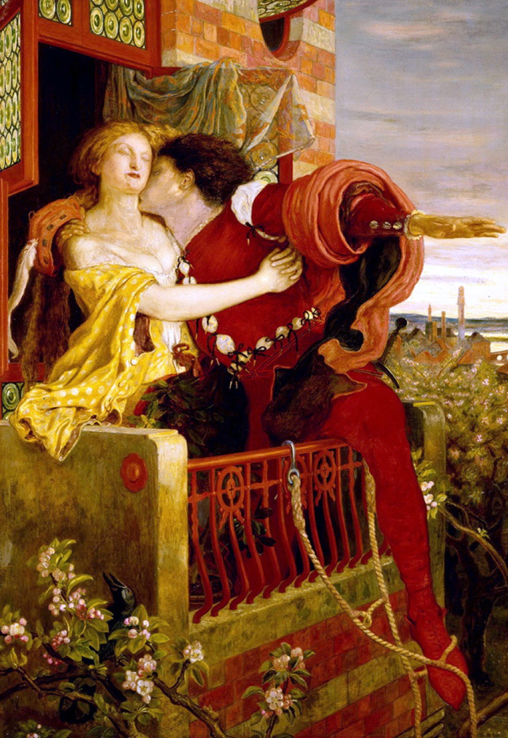 an analysis of the crucial events for the development of the tragedy in romeo and juliet a play by w Romeo and juliet: an analysis the play romeo and juliet is an early creation of the well-known playwright, william shakespeare, who lived between 1564 and 1616 this time was known as the renaissance period, and it was mainly literary.