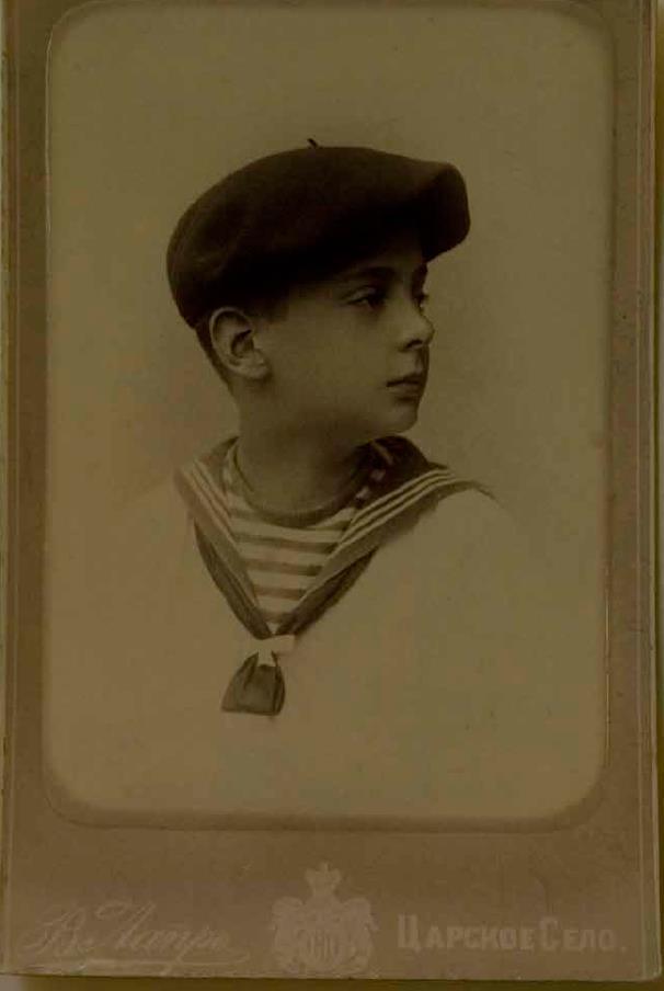 1880-е. Великий князь Борис Владимирович
