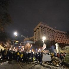 В Киеве осквернили второй памятник
