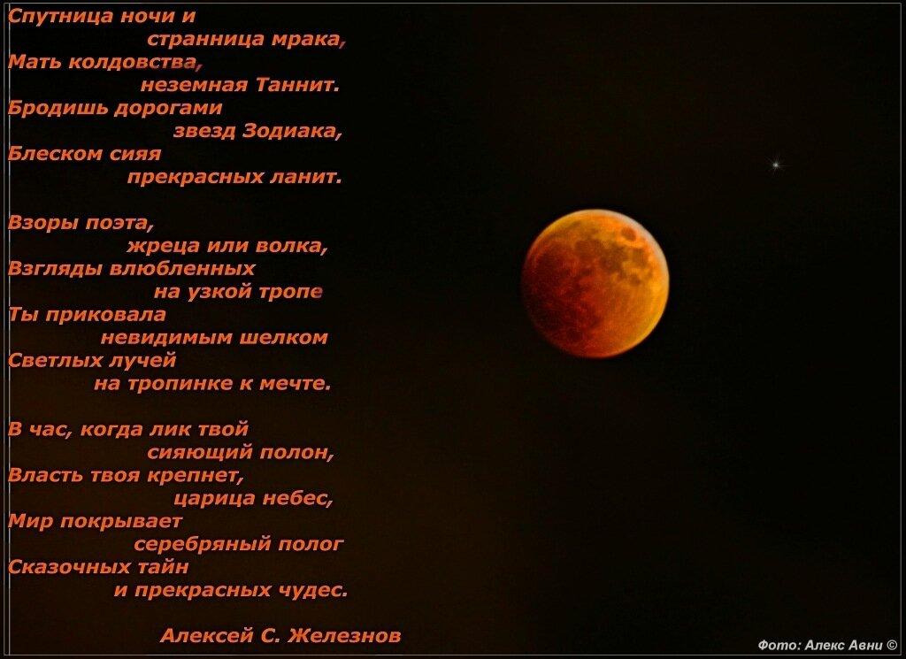 московский луна стихи цитаты знаете самые