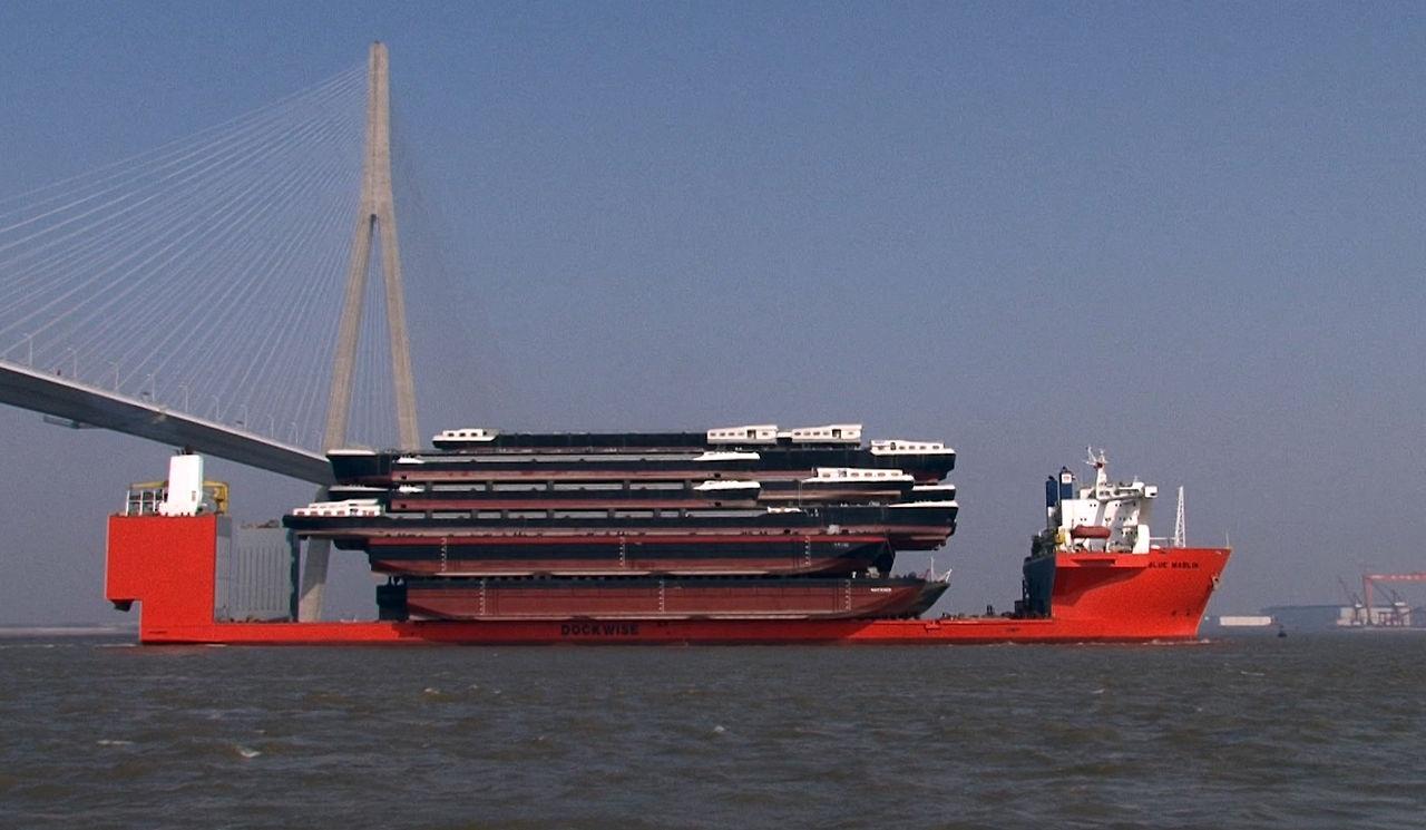 Фото самых больших судов в мире