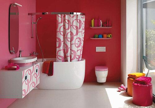 Как выполняется ванна и туалет под ключ руками профессионалов