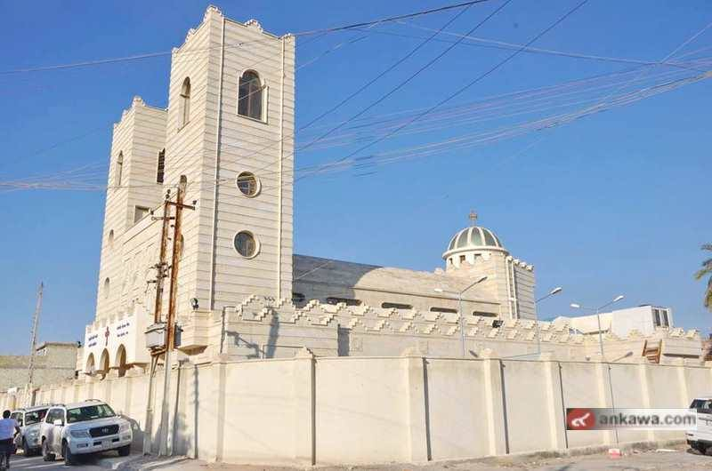 Как найти храм святого великомученика георгия победоносца в сирии