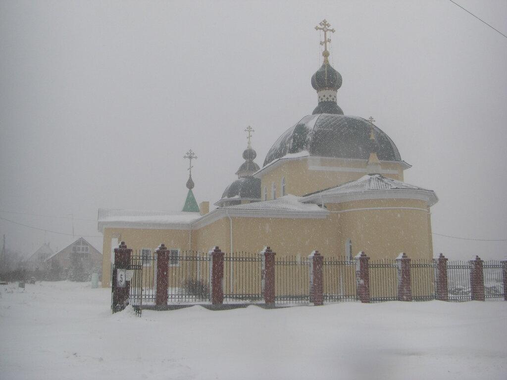 Вид на Свято-Троицкую церковь (26.04.2014)