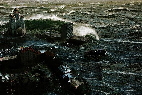 фото наводнение в хабаровском крае