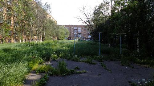 Фотография Инты №4958  Мира 21, Горького 8а и Мира 23 05.07.2013_15:32