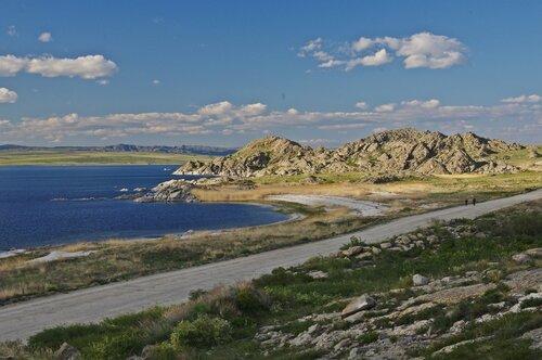 Дорога в Казахстан на велосипеде