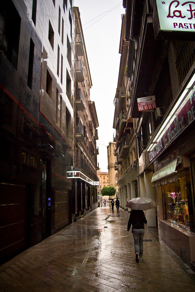 Мурсия, Испания