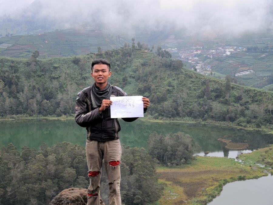 Признание в любви по-индонезийски