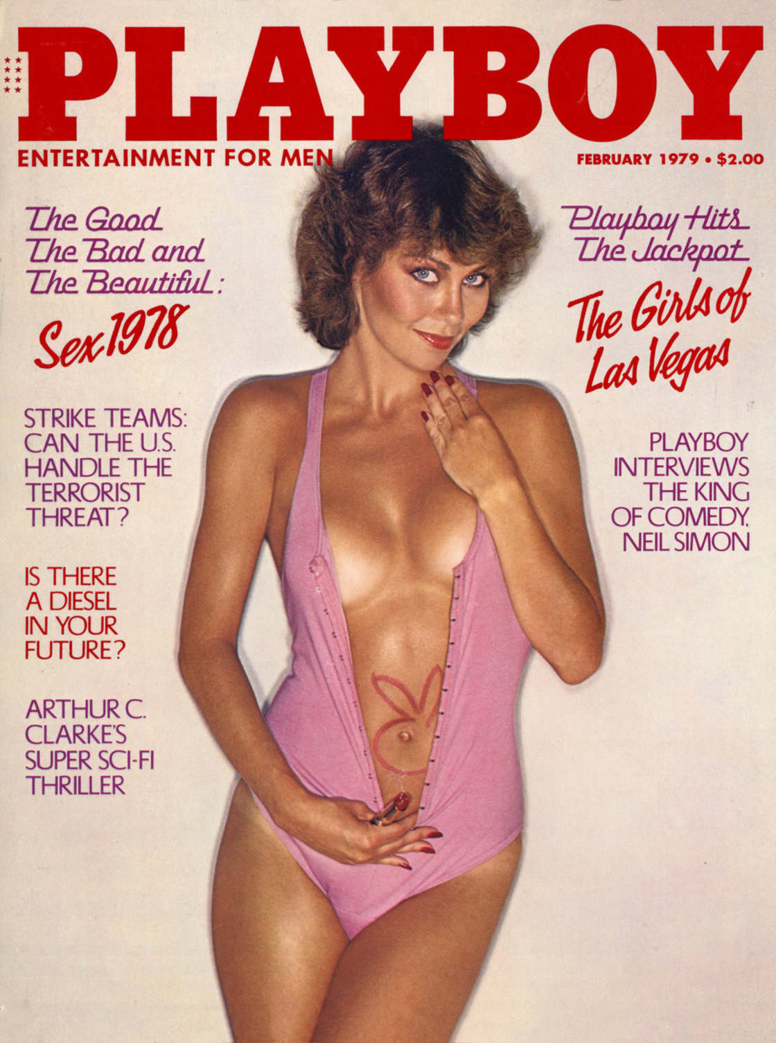 CANDACE COLLINS - Playmate 1979