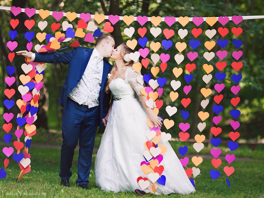 Что сделать своими руками на свадьбу фото 188