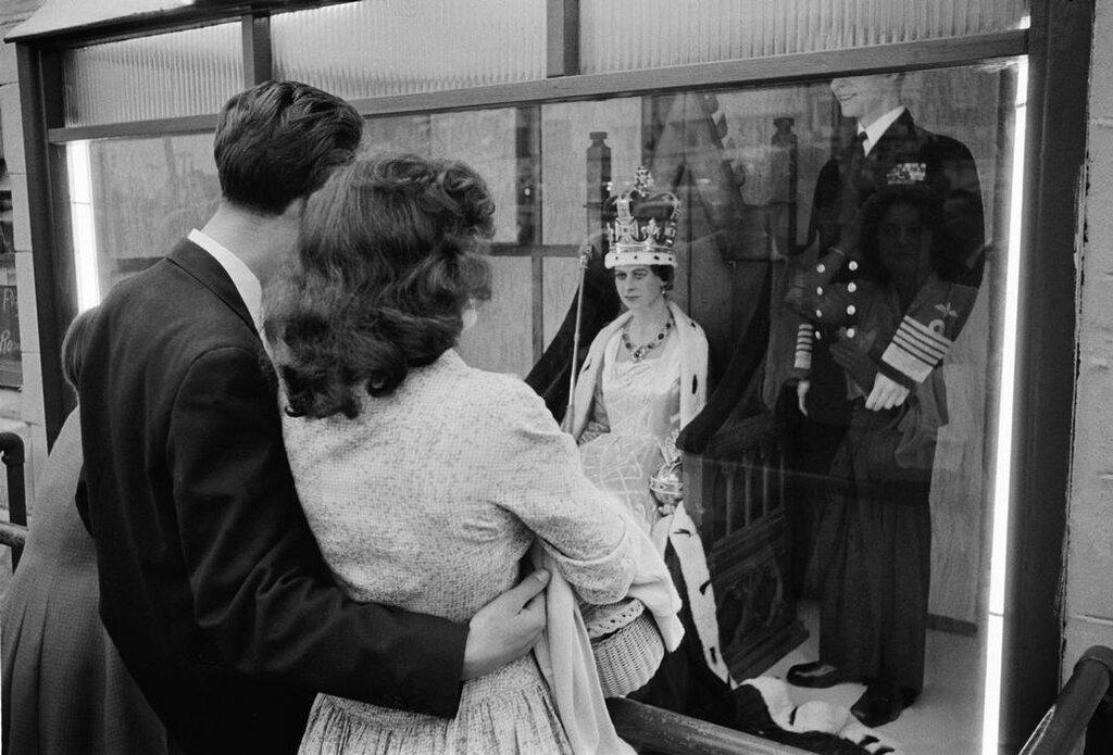 ENGLAND. Blackpool. Blackpool tableaux.1959.