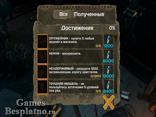 Guns n Zombies (русская версия)