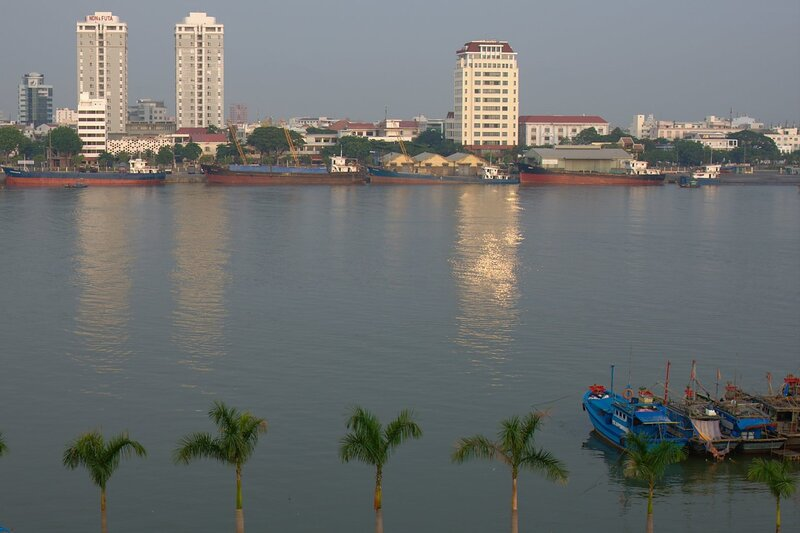 Утро в Дананге