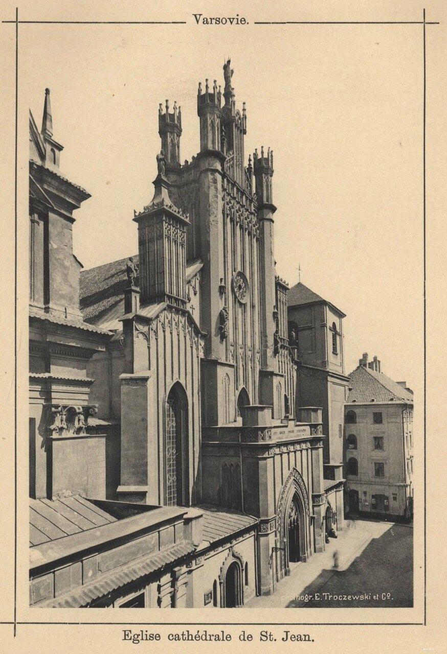 Кафедральный собор св. Иоанна. 1880-е