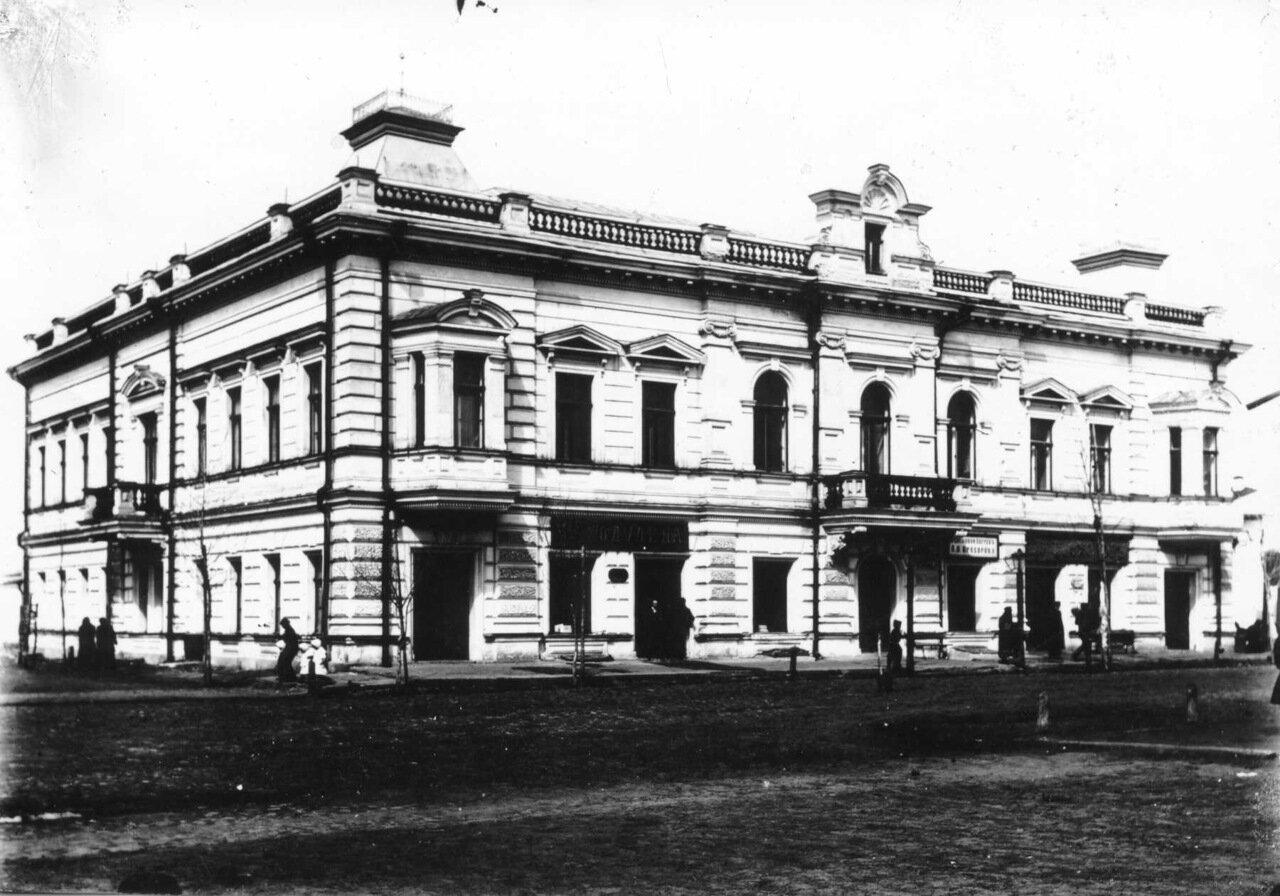 Большая Киевская, дом Прохоровой