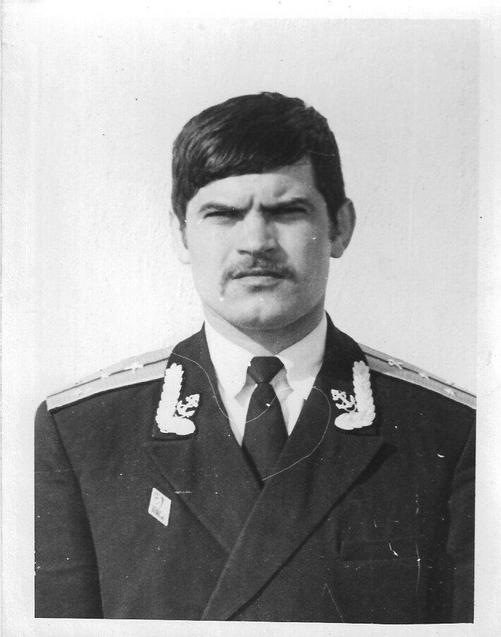 Старший лейтенант Невестюк