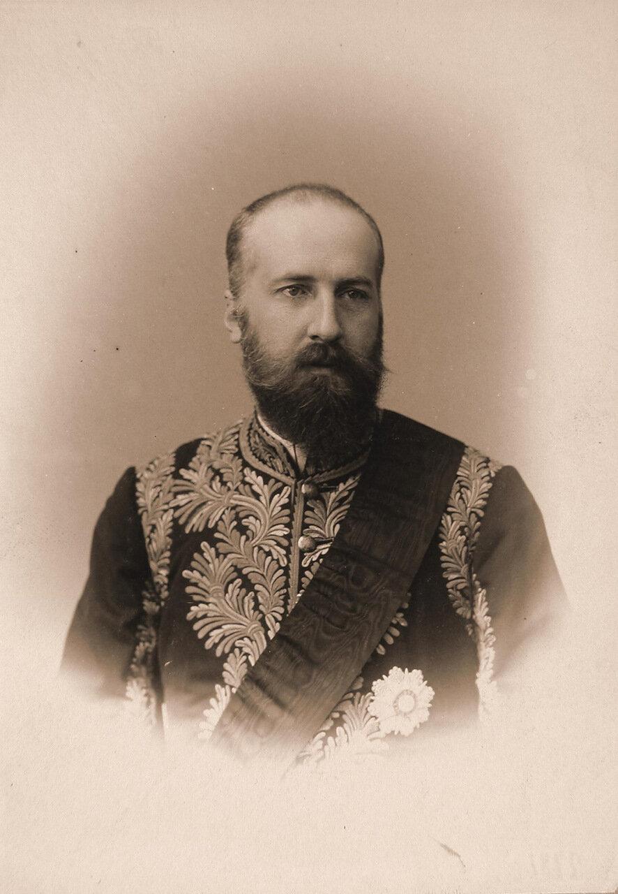 12. Член Государственного Совета Российской империи (фамилия, имя и отчество не установлены)