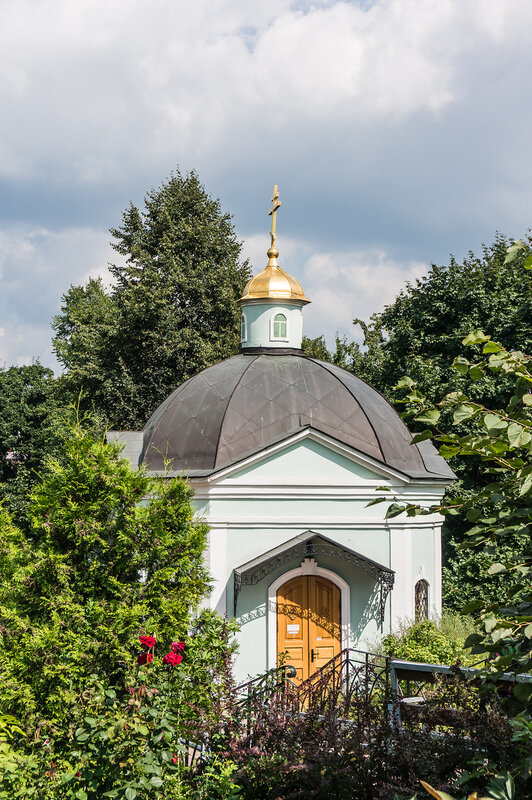 Водосвятная часовня при Храме иконы Божией Матери «Живоносный Источник» в Цырицыно