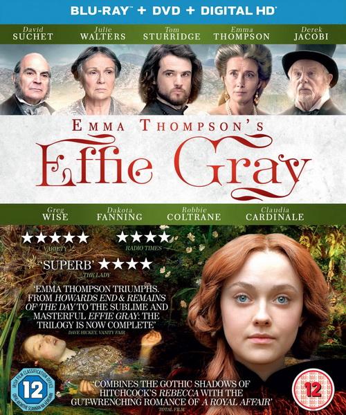 Эффи / Effie Gray (2014/BDRip/HDRip)