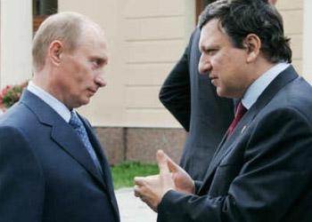 Баррозу призвал Путина изменить политику по отношению к Украине