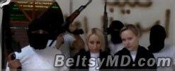 В плену у сирийских повстанцев – молдаванка и белоруска