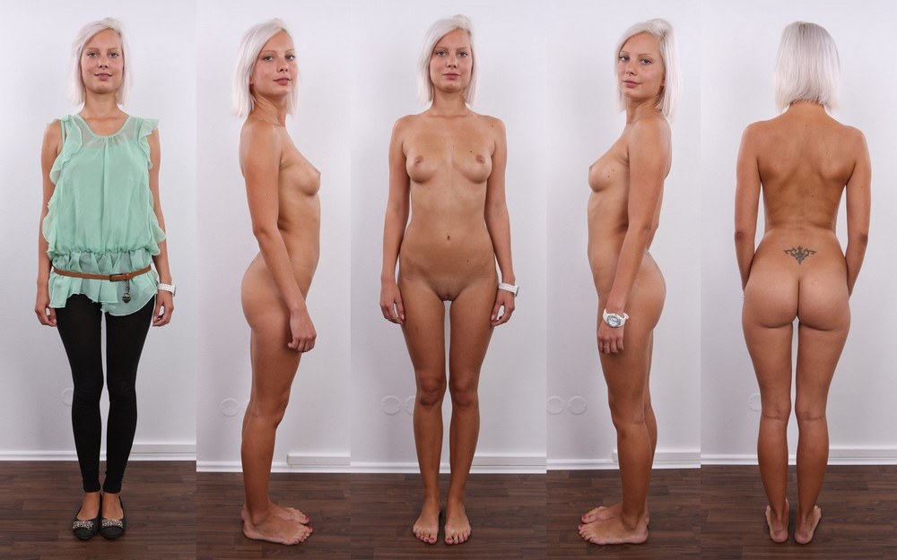 Women Strip Down to Show What Real Bodies Look Like.