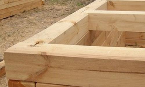 Специфика строительства дома из бруса.