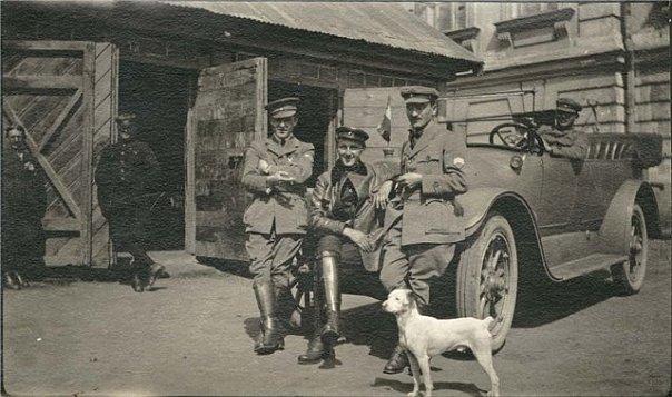 Че�о�лова�кий легион в Ро��ии � 4 Фо�о��оног�а�