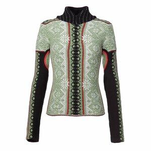 Чудо-жаккард - свитер от Givenchy.