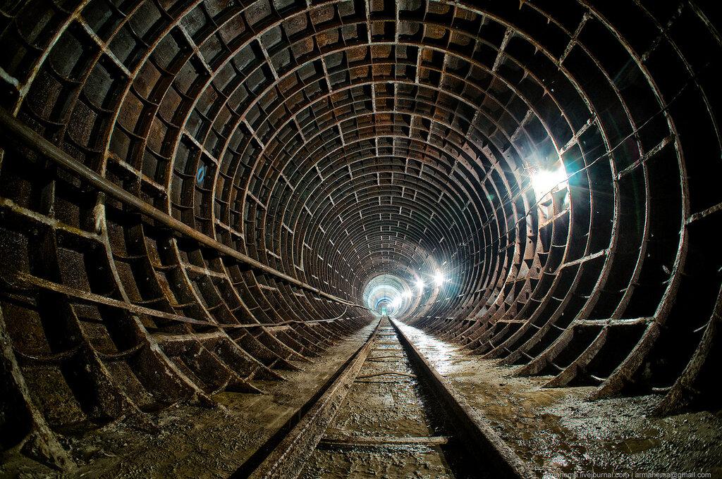 тюбинг туннеля