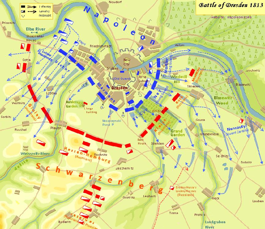 26-27 августа 1813 года.