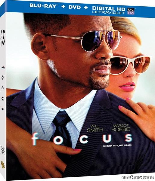 Фокус / Focus (2015/BDRip/HDRip)