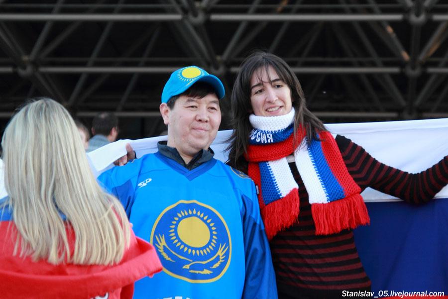 Россия+Казахстан