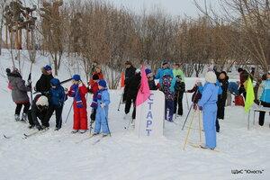 10 января 2015 Отборочные соревнование лыжи