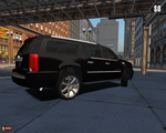 Cadillac Escalade Platinum 2013