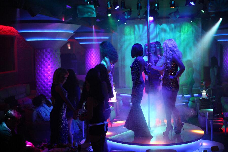 Эротический стрептиз в клубе фото 368-48