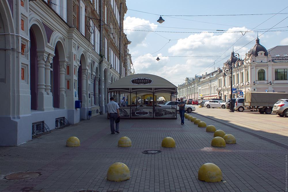 летнее кафе Солодов