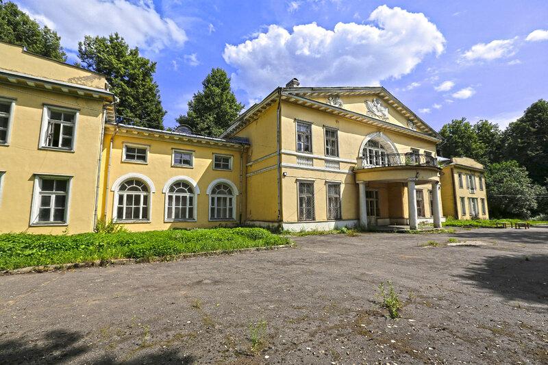 Дом Банзы. Усадьба Виноградово