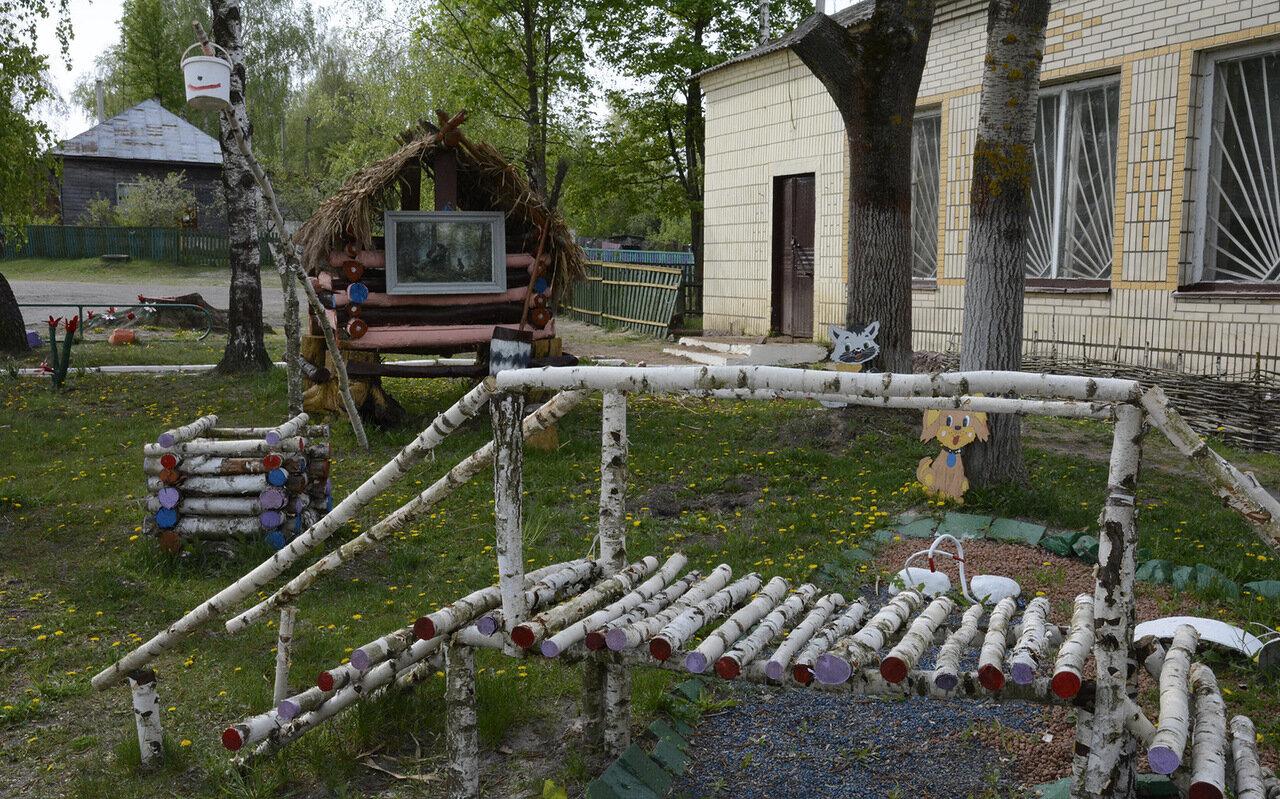 Деревенька моя. Брагинский район, Гомельская область. Земля Чернобыля