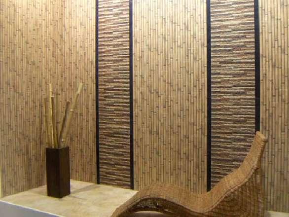 бамбуковые обои текстура