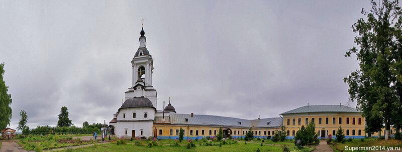 Ростов Великий - Богоявленский Авраамиев монастырь