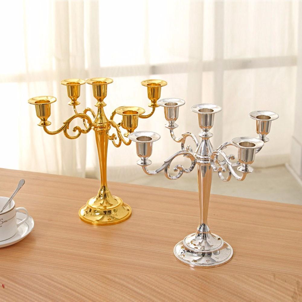 Канделябр на пять свечей