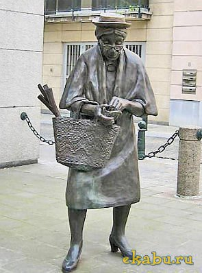 Памятник бабушке (Сан Хосе, Коста Рика)