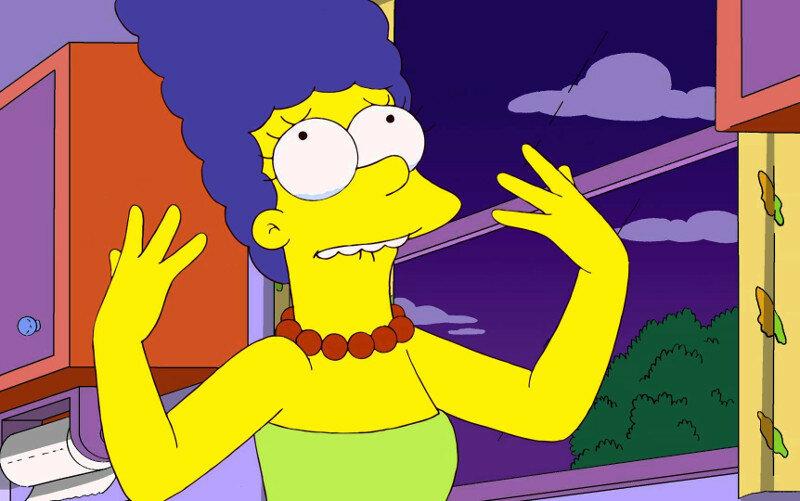 Мардж Симпсон («Симпсоны»)